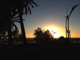 Bliss by the road Tip #3 Santa Barbara Beach