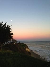Bliss by the road Tip #3 Santa Monica Beach, CA